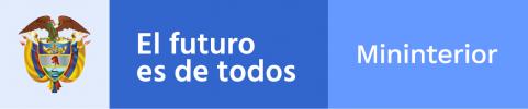 Logo Mininterior PNG